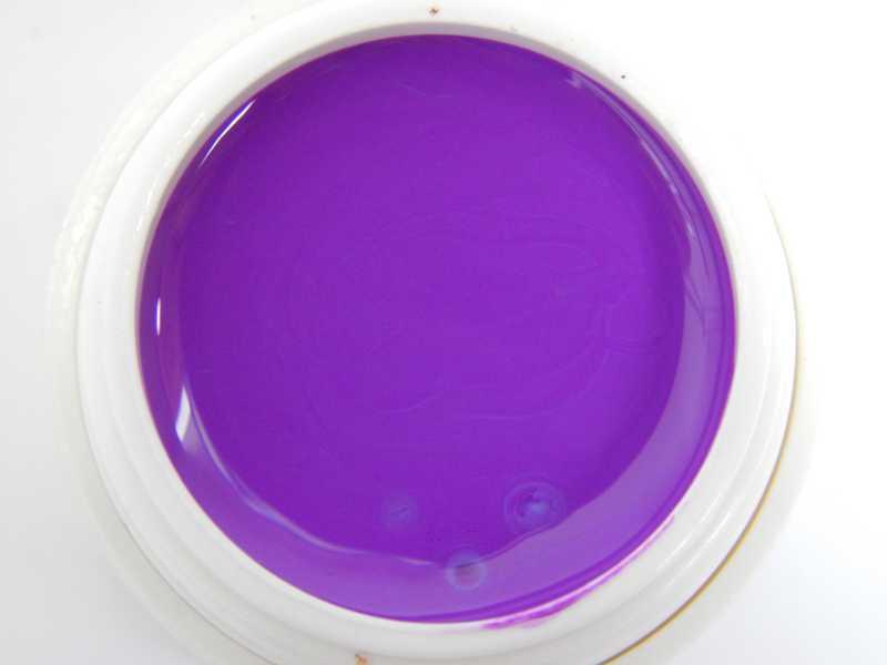 Неоновая гель краска Н7